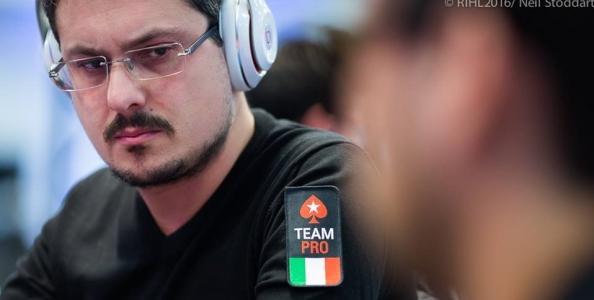 """Luca Pagano: """"Amarezza smaltita, il successo arriverà! Musta? Un campione dentro e fuori dal tavolo"""""""