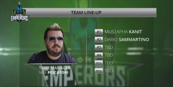 GPL – Pescatori ha scelto Kanit, Sammartino, Adams e Treccarichi. Ecco tutti i dodici team…