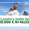 PADDY POWER: 20000 € in palio con la classifica Super Ski