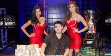 WPT Fallsview Poker Classic – Mike McDonald è l'uomo bolla, David Ormsby il vincitore