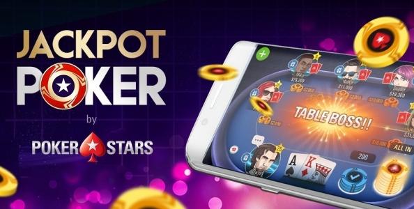 Jackpot Poker: la nuova app di PokerStars in Italiano disponibile su Google Play e Apple Store