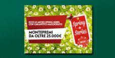 Micro Spring Series su Paddy Power: tornei low buy-in per oltre 25.000 € di montepremi garantito!