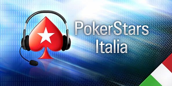 Guarda il canale Twitch di PokerStars.it! Streaming live e archivio
