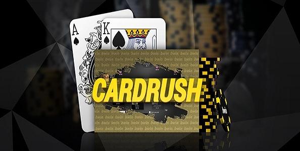 Card Rush: su bwin 750.000 biglietti a vincita istantanea per tutto il mese di aprile!