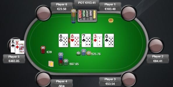 Punti di vista cash game (Zoom) – 2 barrel e check/shove river: cosa fare con full house?