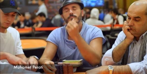 """Muhamet Perati e una sessione cash game da 31 ore: """"Mi fa male il cu*o!"""""""