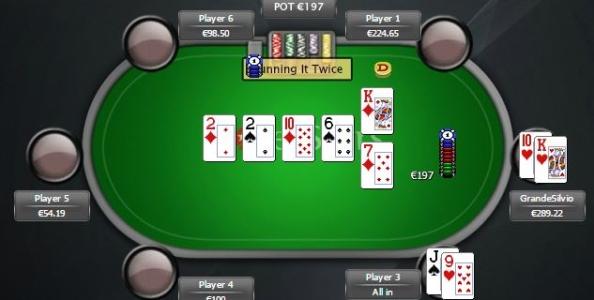 """Cash Game Analysis – Una mano giocata da """"GrandeSilvio"""""""