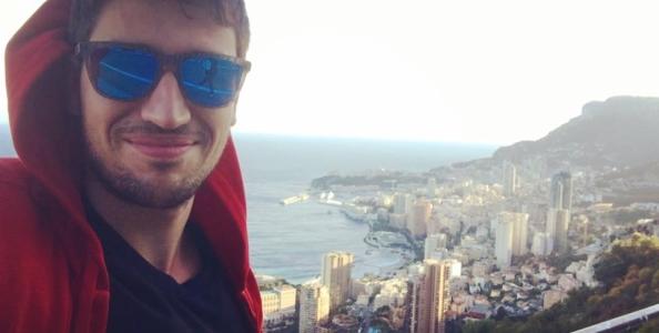 """Lo switch di Luca Moschitta: """"Quest'anno meno mtt live e più Spin&Go… per uno stile di vita migliore!"""""""