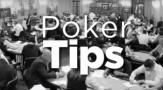 Poker Tips – Giocare da piccolo buio nella fase intermedia di un torneo