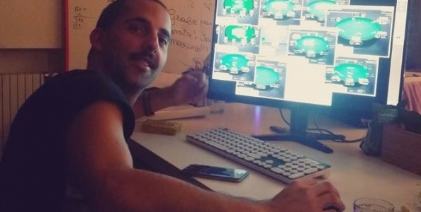 """""""Bye bye poker, quest'estate mi diverto!"""" Giulio Sonnino e il quit a tempo determinato…"""