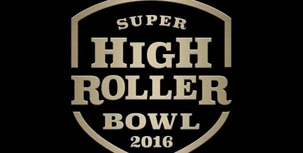 Domenica a Las Vegas si gioca il Super High Roller Bowl da 300.000$ di buy-in, ecco chi c'è nel field