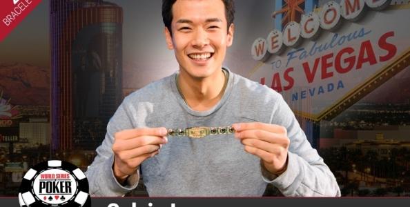 """WSOP – Calvin Lee vince la maratona 6-max! Bendinelli: """"Era un torneo duro, accetto il verdetto"""""""