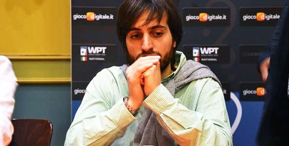 """Notte pre-Final Day insonne per Alessio Di Cesare, chipleader alle WSOP: """"Sono carico, devo solo rilassarmi e dare il 100%!"""""""