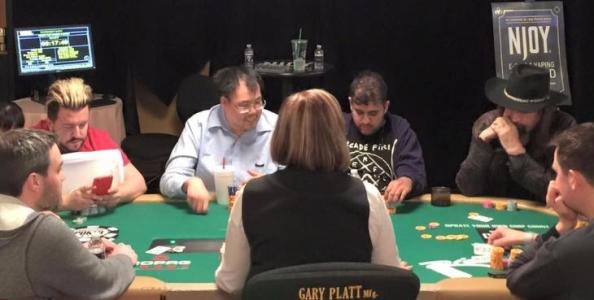 """Chris 'Jesus' Ferguson riappare alle WSOP! """"Sono qui solo per giocare a poker"""""""