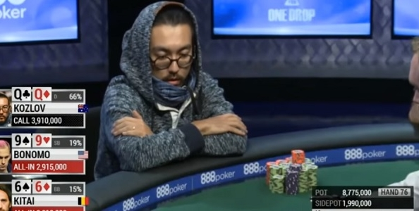 WSOP – Ecco il video della mano pazzesca che ha fatto vincere a Kozlov il Six-Max Championship!