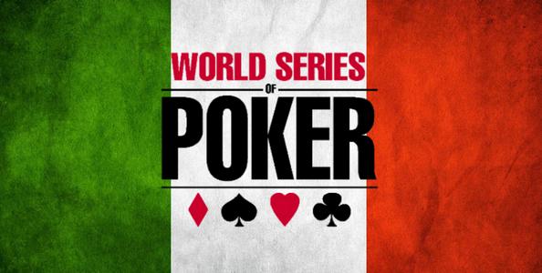 Le WSOP azzurre: tutti i premi vinti dagli italiani alle World Series of Poker 2017