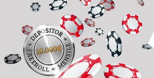 Depositor Freeroll su Snai Poker: ogni settimana 2500€ in palio!