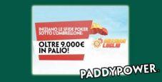 Missioni di luglio su Paddy Power: in palio oltre 9.000€ in token e bonus cash!