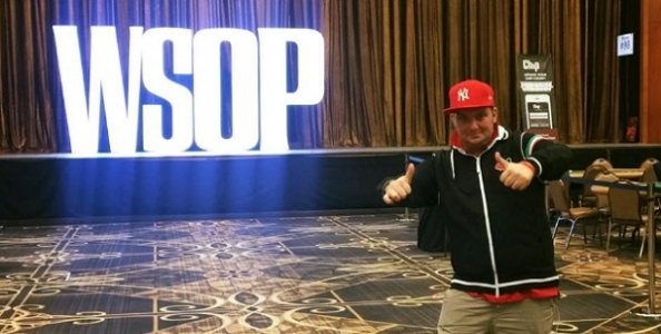 WSOP Backstage #11: orsi polari, pupazzi di neve e carri armati a Las Vegas