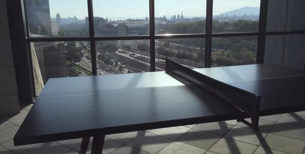 """Ping pong mania per i regular live! Raffaele Sorrentino: """"Giochiamo praticamente ad ogni live, appena troviamo un tavolo!"""""""