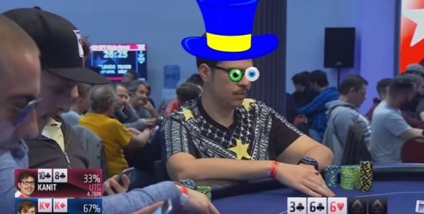 """La fine analisi dei """"The Poker Guys"""" di uno spot tra Kanit e Carrel"""