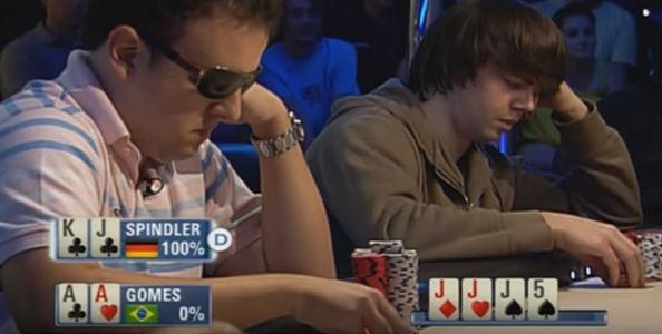 I 5 cooler più sick mai visti agli eventi live di PokerStars