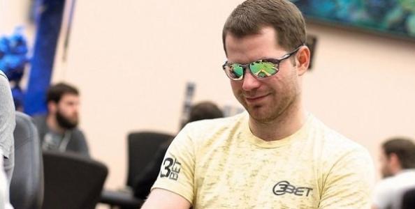 Una curiosa mano di Jonathan Little in zona bolla alle WSOP da short stack