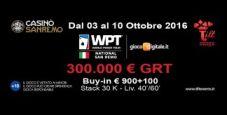 WPT National Sanremo: seguilo con il nostro Video Social Blog Live!