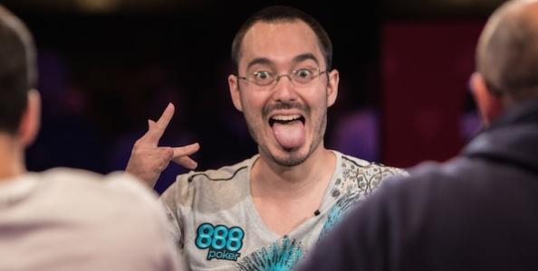Il trash talker Will Kassouf dà spettacolo anche al Main Event WSOP. Guardate questi video!