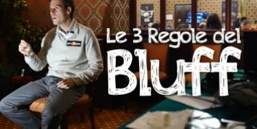 Poker Tips – Le regole del Bluff con Flavio Ferrari Zumbini