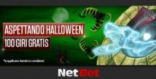 Aspettando Halloween su NetBet: vinci fino a 100 giri gratis alle slot!