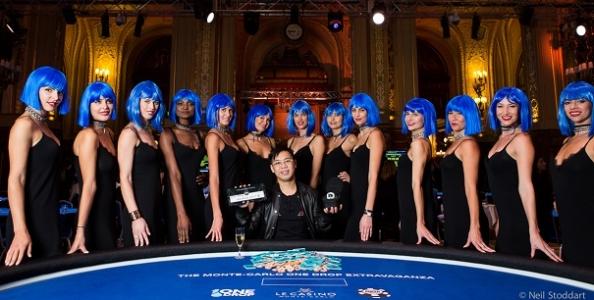 One Drop Extravaganza – Elton Tsang trionfa a Montecarlo con l'aiuto del coach Kanit