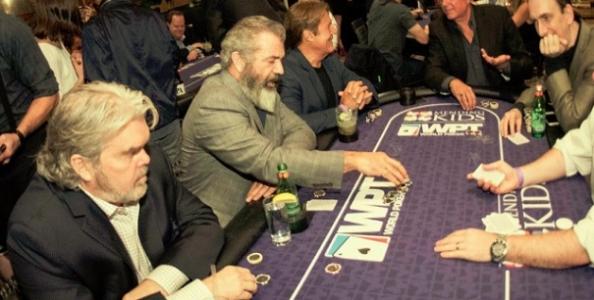 Dalle partite nel film Maverick al WPT: Mel Gibson torna ai tavoli per beneficenza
