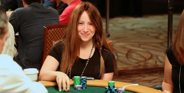 """Melanie Weisner sul poker in rosa: """"Non c'è cosa che mi fa tiltare più di un ladies event!"""""""