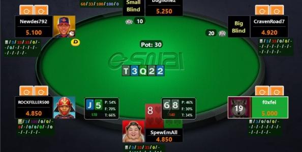 Come impostare HoldemManager2 e PokerTracker4 per Snai Poker