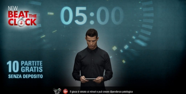 10 ticket 'Beat The Clock' in regalo ai nuovi iscritti di PokerStars!
