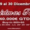 Sarà un ricco Natale a Sanremo con 40.000€ garantiti e una nuova struttura al Christmas Time!