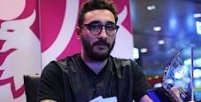 Simone Speranza trionfa a Campione: è suo l'IPO dei Record!