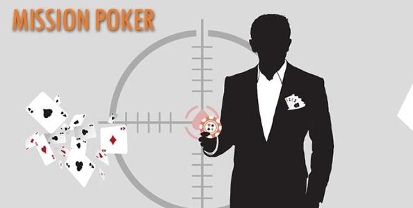 Mission Poker di novembre su Snai: in palio oltre 9.000€ in token e bonus!