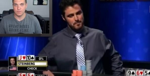 I tre peggiori call della storia del poker live secondo Doug Polk