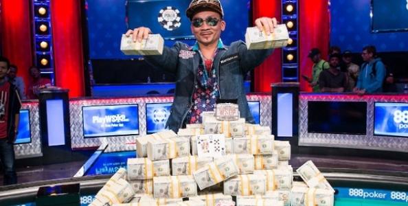 Qui Nguyen è il nuovo campione del mondo! Il pro Gordon Vayo si arrende in heads-up al Main WSOP
