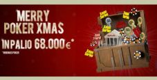 Merry Poker Xmas: su Lottomatica.it Poker 68.000€ in palio!!!
