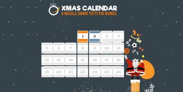 Xmas Calendar SNAI: a Natale siamo tutti più bonus!!!