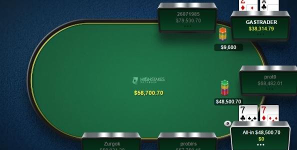 Bill Perkins show ai tavoli high stakes: due pot in serie valgono 200.000$!