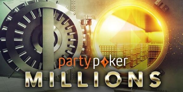Tilt Events sigla la partnership per il PartyPoker MILLIONS da £6.000.000 garantiti!