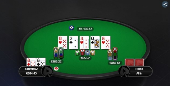 Thinking Process – Karim Radani e un bluff catch in hu al NL1000
