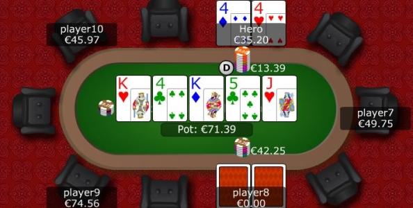 Punti di vista Cash Game – Bet/fold al river con bottom full house: è la scelta corretta?