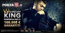 """""""Basta un pizzico di fortuna per festeggiare un bel San Valentino!"""" I reg People's Poker promuovono la promo 'Fifteen' del Sunday King XXL"""
