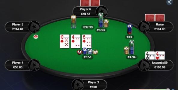 Punti di vista cash game – Bottom set su flop monotone e tricky play di oppo: come comportarsi?