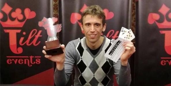 Gabbani chi? È Nicola Odasso a trionfare al Sanremo Poker Festival della Tilt Events!
